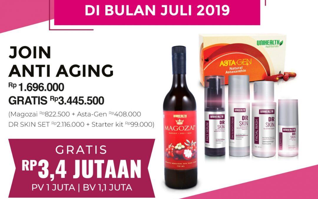 PROMO PAKET JULI 2019
