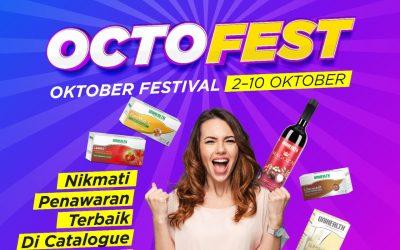Promo ke 1 Oktober