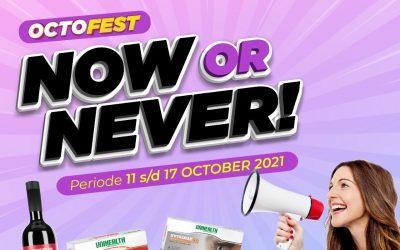 Promo ke 2 Oktober